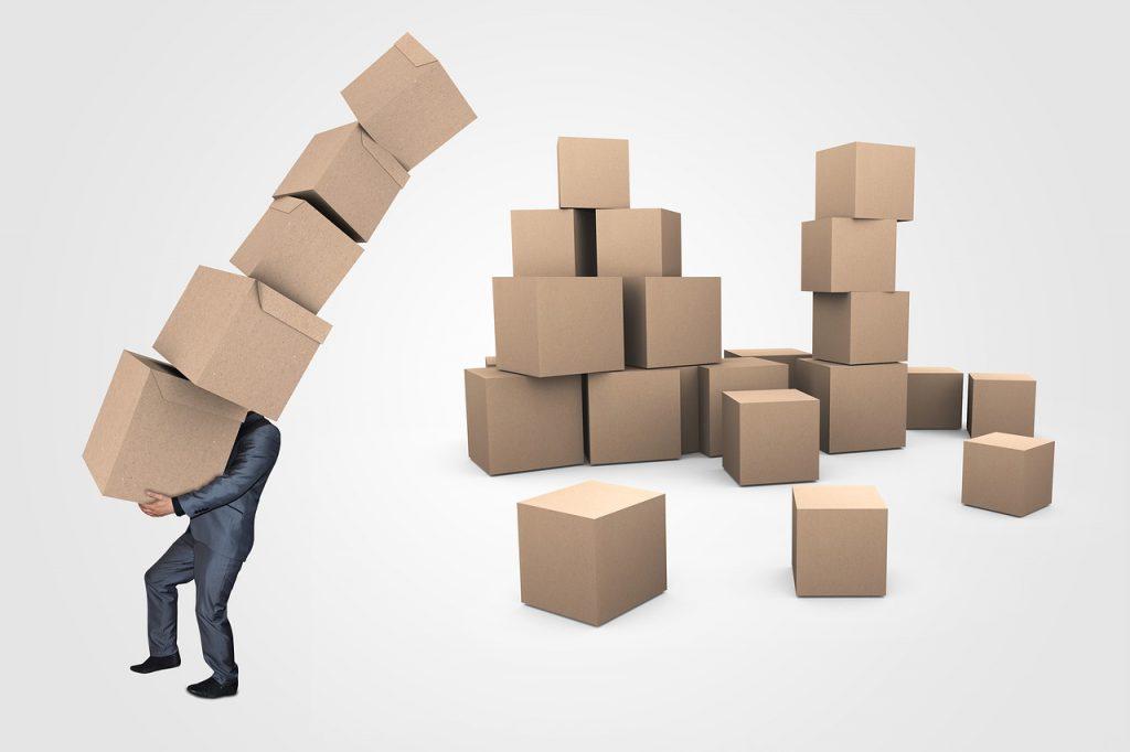 宅配収納サービス『AZUKEL』で多彩な収納プラン!ダンボール1箱から大型家具まで